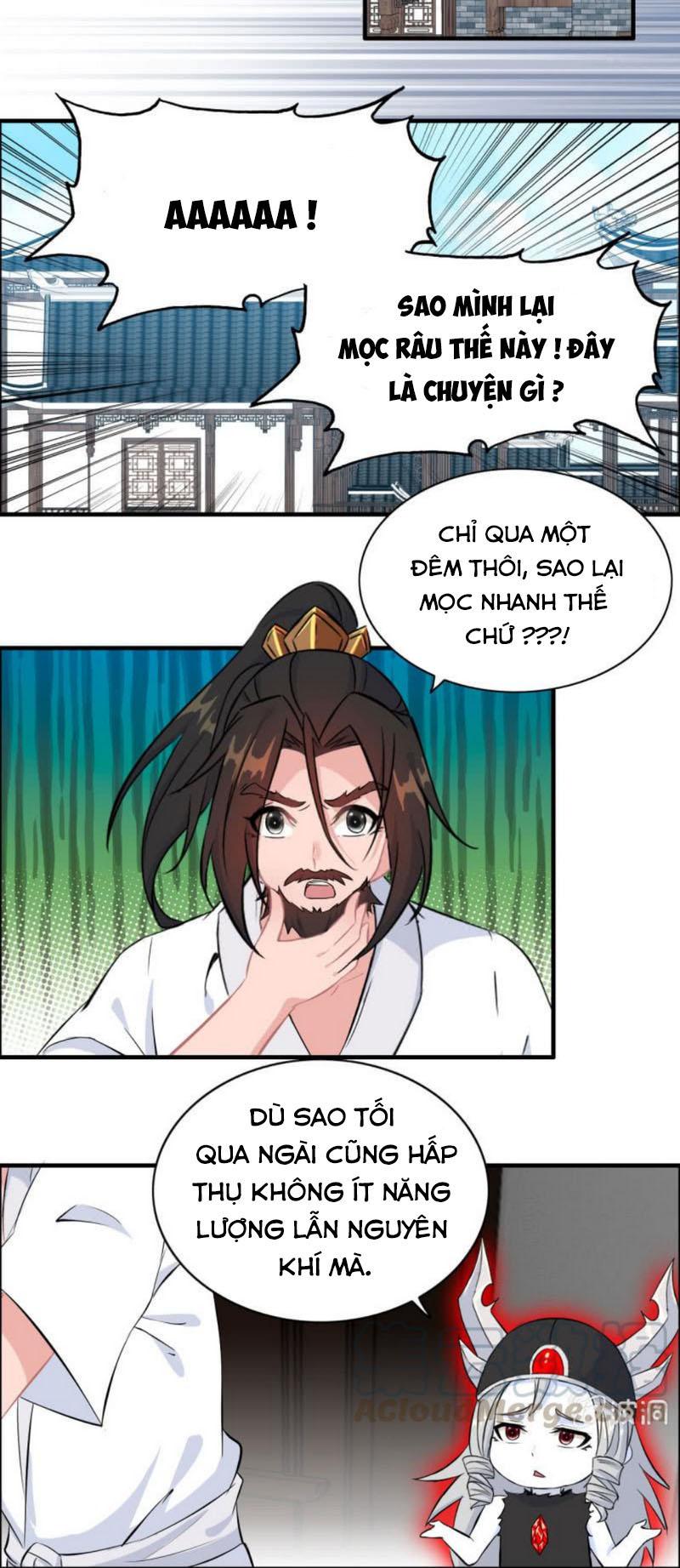 Thần Ma Thiên Sát Chap 123 . Next Chap Chap 124