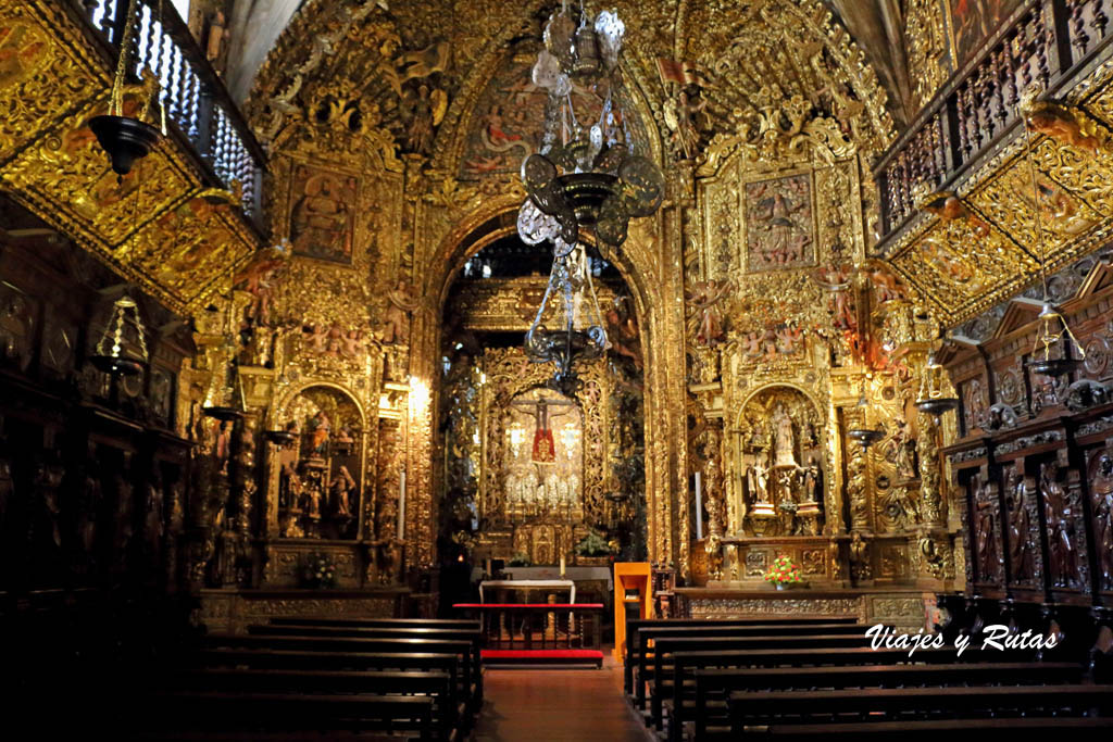 Capilla del Cristo, catedral de Ourense