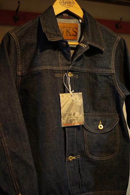 workers cowboy jacket