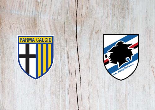 Parma vs Sampdoria -Highlights 19 July 2020