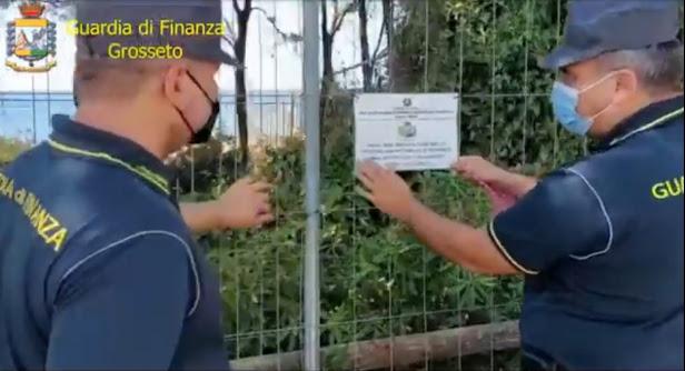 La Guardia di Finanza sequestra ad un commercialista un ingente patrimonio immobiliare e quote societarie