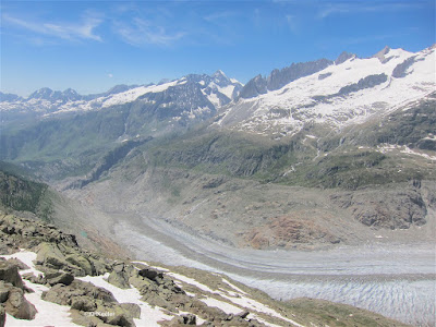 Aletsch Glacier, Switzerland 2019