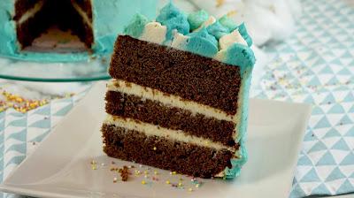 relleno y cobertura para tartas