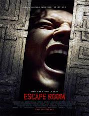 pelicula Escape Room: Sin salida