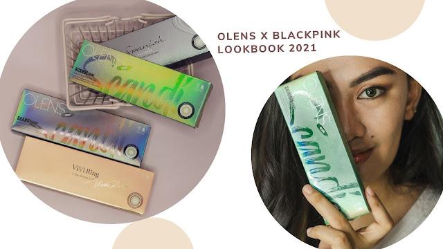 OLENS Blackpink Lookbook 2021 Review
