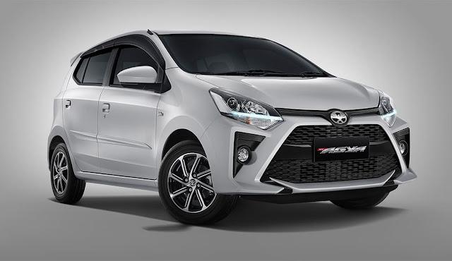 7 Alasan Memilih Mobil Toyota Agya