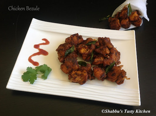 Chicken Bezule / Mangalorean Street Food