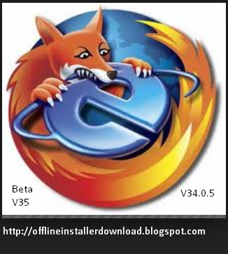 Latest Mozilla Firefox Offline Installer V34.0.5 Free Download