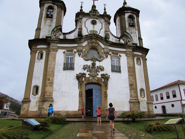 Como chegar a Ouro Preto - MG