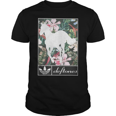 Deftones Horse Adidas T Shirts Hoodie sweatshirt. GET IT HERE