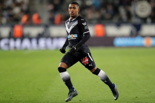 Bordeaux value Malcom at £44m