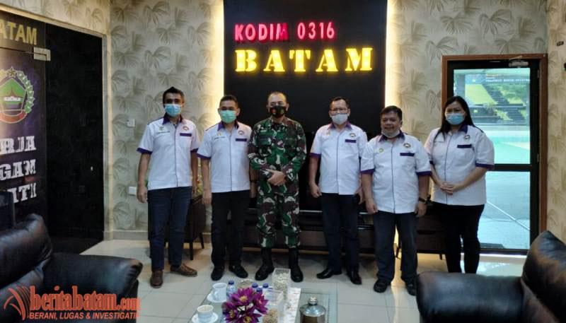Danrem 033 Wira Pratama Minta MUKI Aktif Merawat Keharmonisan Antar Umat