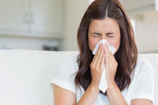 แก้อาการแสบจมูก จากหวัด