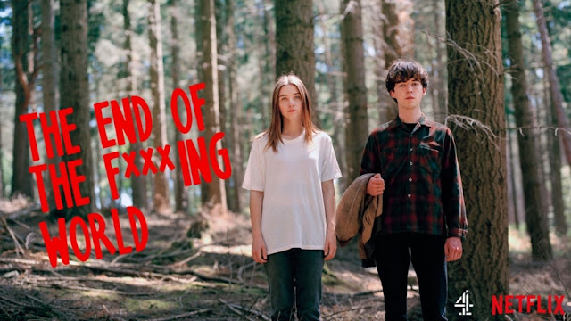 مسلسل The End Of The F**king World