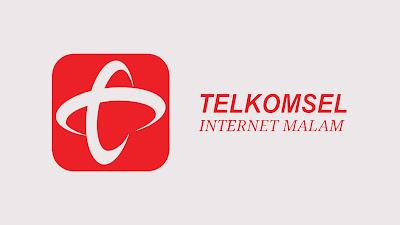 telkomsel internet malam