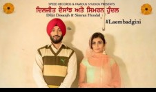 Diljit Dosanjh new single punjabi song Laembadgini Best Punjabi single album, 2017 week. Listen to Top 10 Punjabi Songs of the week, Latest Punjabi Songs, Top 10 Punjabi Songs, New Punjabi Songs