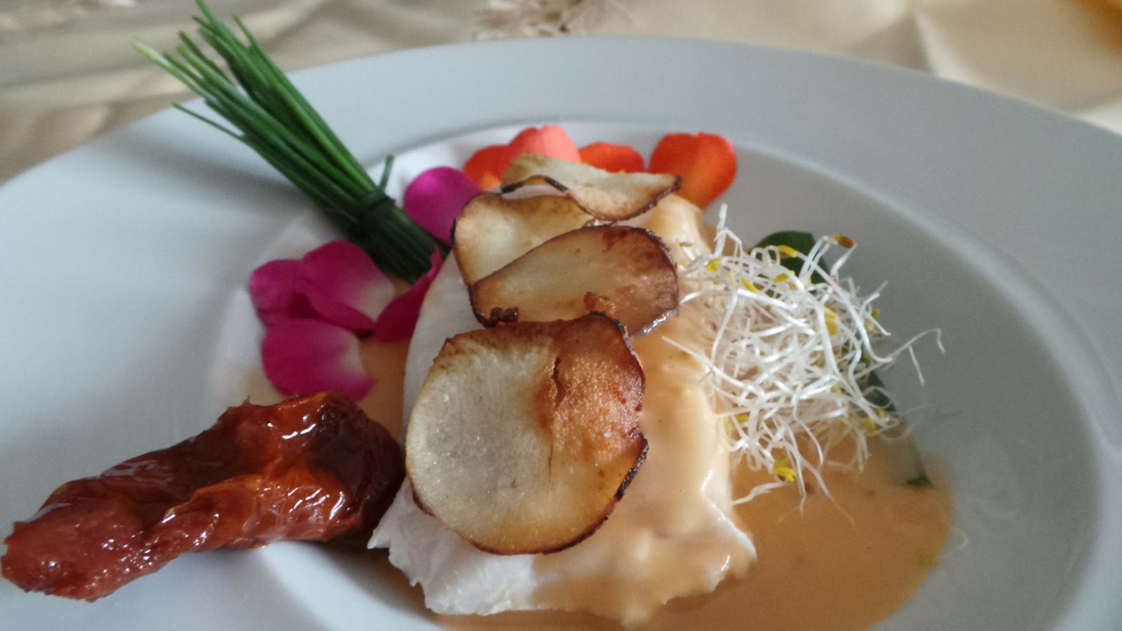 Blog Maridaje Gourmet y Mas LA COCINA FUSIN Y DE