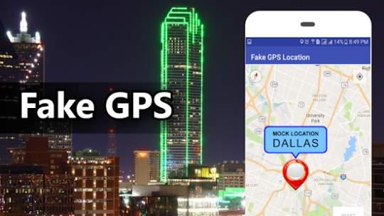 Fake GPS Location - Fly GPS APK