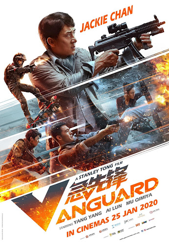 Vanguard (Web-DL 720p Dual Latino / Chino) (2020)