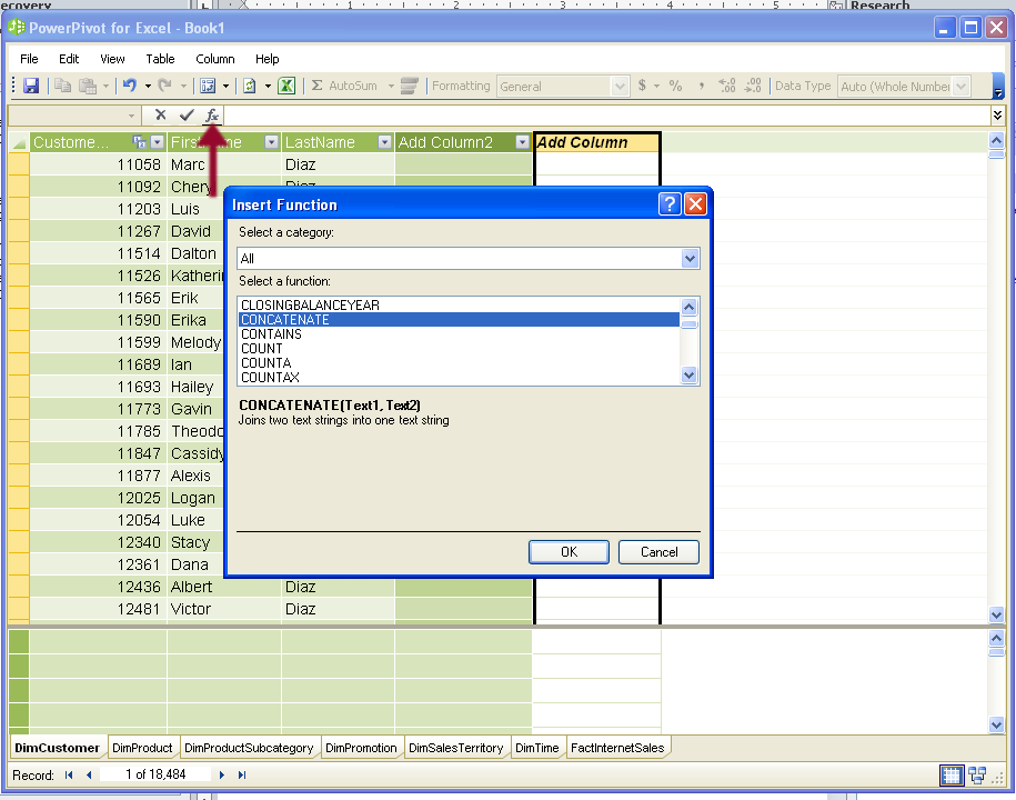 Business Systems Analysis: Business Intelligence With Excel