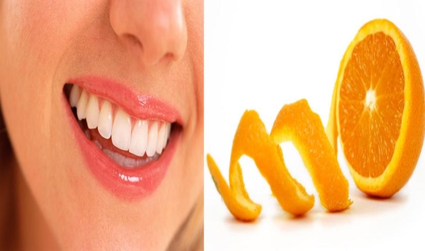 Kulit Jeruk Ampuh Untuk Memutihkan Gigi Begini Caranya Berbagi