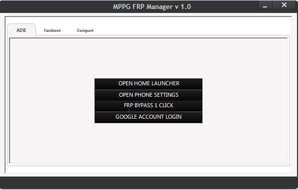 برنامج لتجاوز FRP سامسونغ عبر خاصية الاتصال تصلح في بعض الموديلات الحديثة