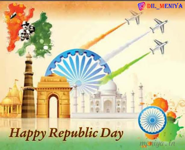 Happy Republic Day In india Celebration