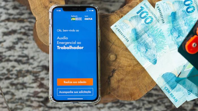 Blog do Accioly - TK: Ganhou ajuda de R$ 600 sem ter direito? Veja ...
