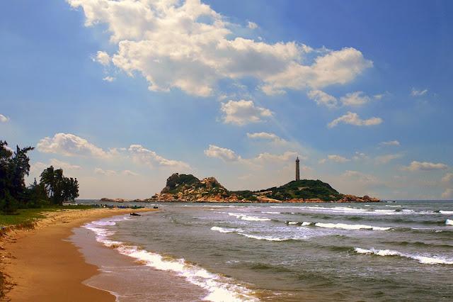 Ke Ga Lighthouse in Phan Thiet