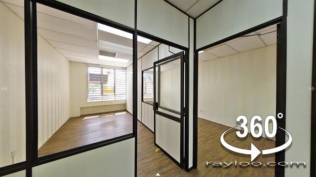 Bellisa Row Pulau Tikus 1st Floor Office Lot Raymond Loo rayloo 019-4107321