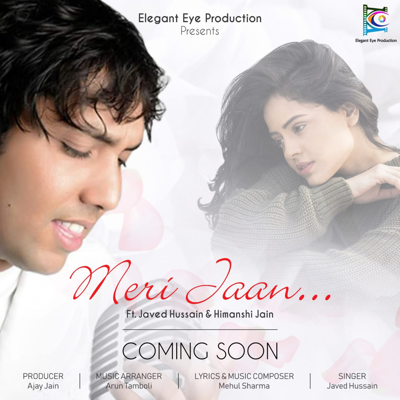 """The-romantic-song -Meri-Jaan""""-will-be-released-on-31-December"""