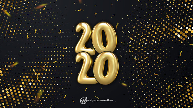 Happy New Year 2020 Wallpapers