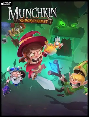 Munchkin-Quacked-Quest