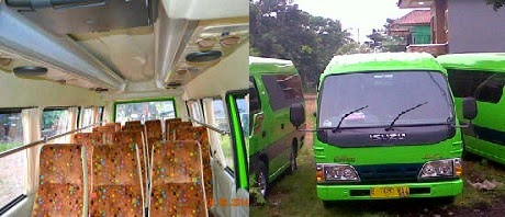 Bus Elf, Sewa Mobil Elf, Sewa Bus Medium