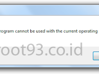 Cannot Install Driver Canon LiDE 300 : This program cannot be used with the curren operating system