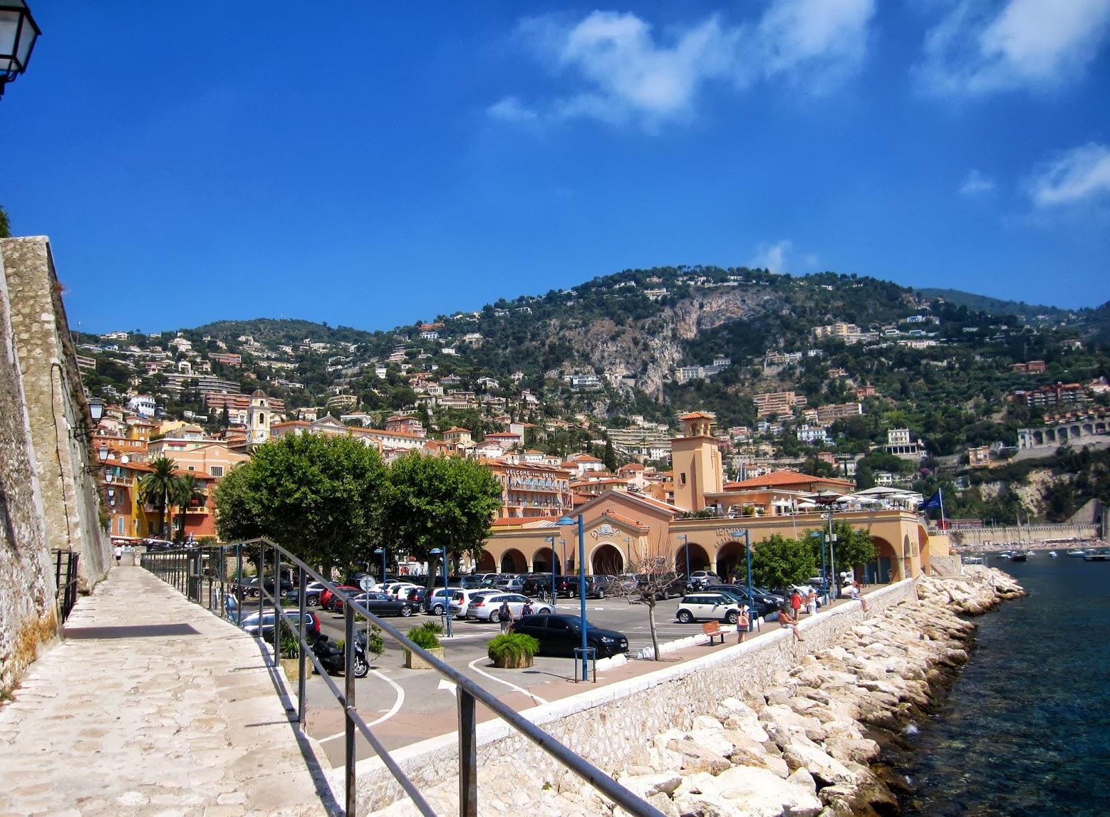 Destination fiction villefranche sur mer - Port de la darse villefranche sur mer ...