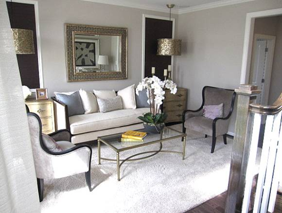 Small living room design ideas on a budget
