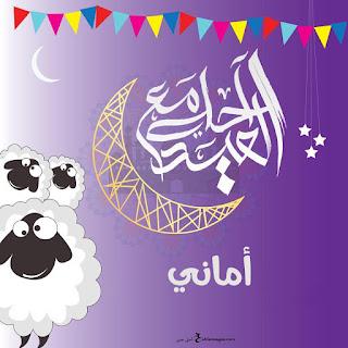 العيد احلى مع اماني