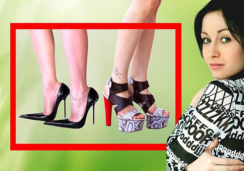 Memakai Sepatu High Heels Yang Nyaman