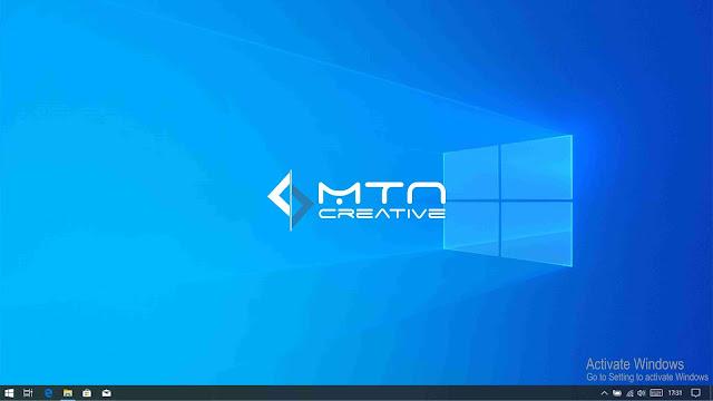 aktivasi windows 10