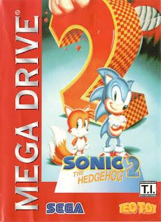 Jogo Sonic The Hedgehog 2 online grátis para Genesis