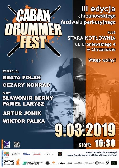 Caban Drummer Fest 2019