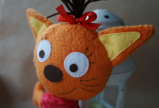 карамелька мягкая игрушка