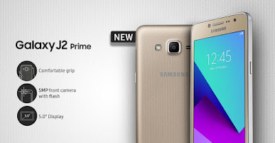 Cara Terbaru Flash Samsung Galaxy J2 Prime via Odin