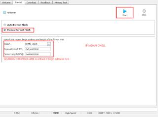 Flash Oppo A12 CPH2083 via Spflashtool Tested