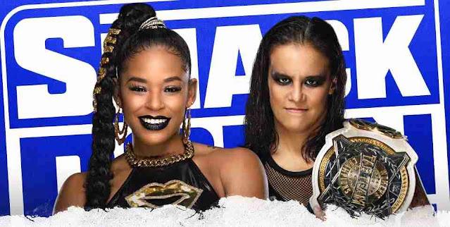 Ver Wwe En Vivo SmackDown 5 de Marzo 2021