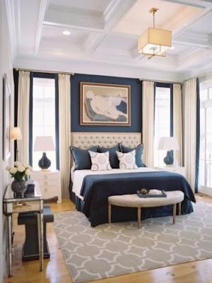 idées de design de chambre à coucher moderne