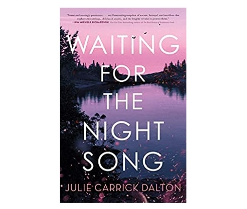 Waiting for the Night Song Novel Book 2021 by Julie Carrick Dalton Review  | Waiting for the Night Song Novel Book 2021 Pdf Download