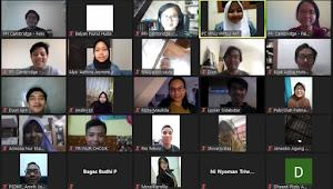 Gandeng Mahasiswa Inggris, IPNU-IPPNU Pati Gelar Seminar Online