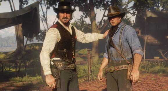 Red Dead Redemption II sur PC mais pas sur STEAM (enfin pas de suite...)